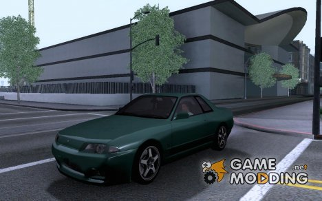 Nissan Skyline R32 - Stock для GTA San Andreas