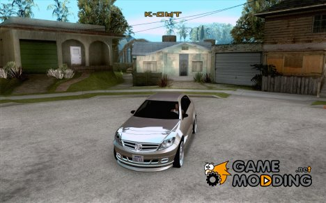 GTAIV Schafter Modded for GTA San Andreas