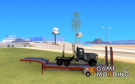 Прицеп к Volvo VNL 670 for GTA San Andreas