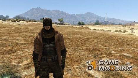 BvS Knightmare Batman 1.0 for GTA 5