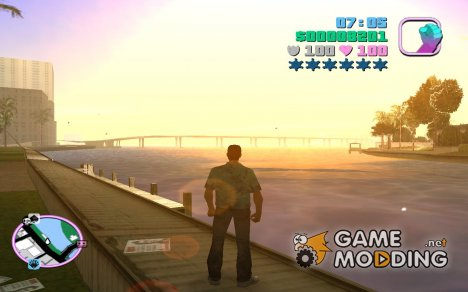 Новый таймцикл для GTA Vice City