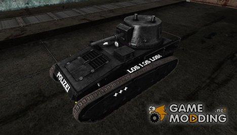 Ltraktor 06 for World of Tanks