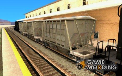 Хоппер цементовоз for GTA San Andreas