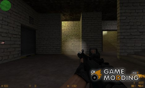 Zulmargera87 like style SIG SG552 for Counter-Strike 1.6
