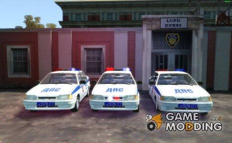 Новая сирена for GTA 4