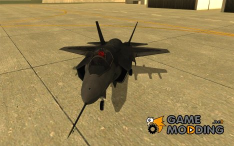 F-35 Eagle for GTA San Andreas