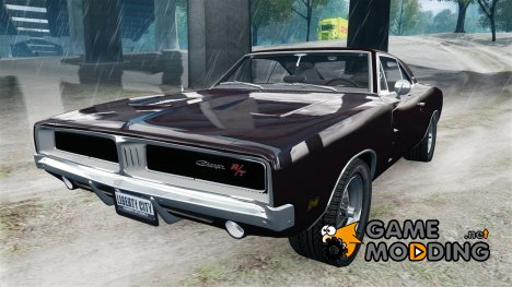 Dodge Charger RT 1969 для GTA 4