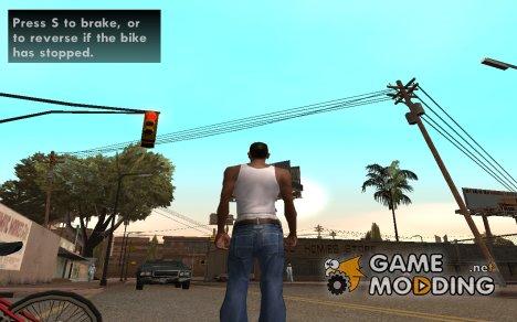 Timecycle настроенный как в мобильной версии для GTA San Andreas