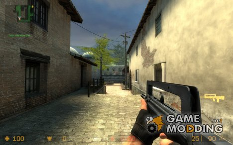 HD famas для Counter-Strike Source