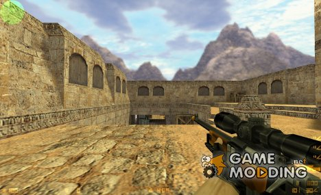 Airsoft AWM for Counter-Strike 1.6