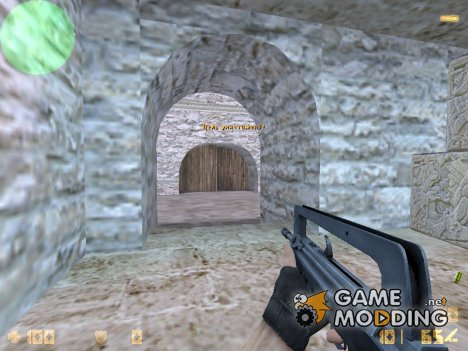 Ultimate HD FAMAS для Counter-Strike 1.6