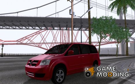 2008 Dodge Caravan SXT for GTA San Andreas