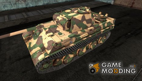 PzKpfw V Panther 01 for World of Tanks