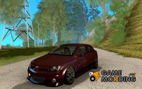 Vauxhall Astra VXR Tuned for GTA San Andreas
