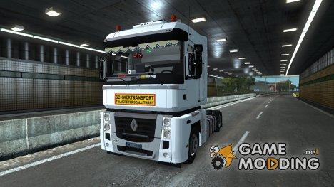 Renault Magnum 480eev for Euro Truck Simulator 2