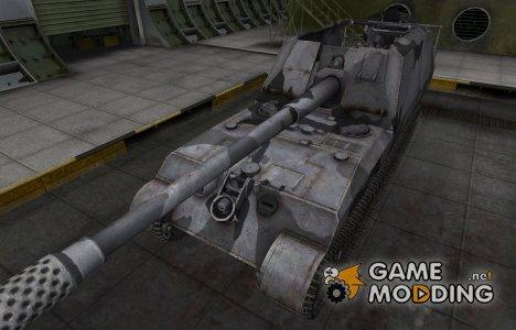 Шкурка для немецкого танка GW Tiger for World of Tanks