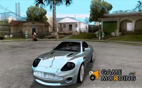 Aston Martin V12 Vanquish V1.0 for GTA San Andreas