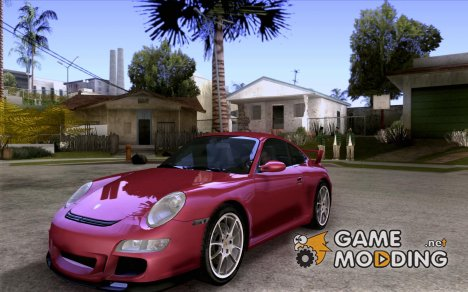 Porsche 911 (997) GT3 v2.0 for GTA San Andreas