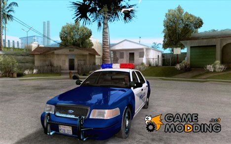 Ford Crown Victoria Belling State Washington police patrol for GTA San Andreas