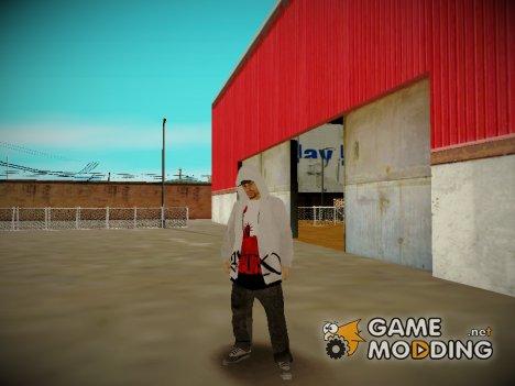 Новый наркоторговец в HD Качестве для GTA San Andreas