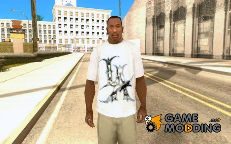 LA t-shirt for GTA San Andreas