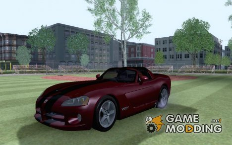 Dodge Viper SRT-10 Custom для GTA San Andreas