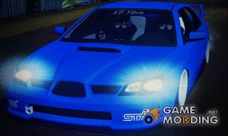 Subaru WRX STI B.O. Yapım for GTA San Andreas