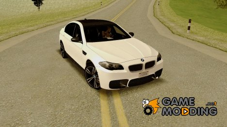 Bmw M5 F10 2012 [Ivlm] for GTA San Andreas