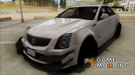 Cadillac CTS-V Sedan for GTA San Andreas