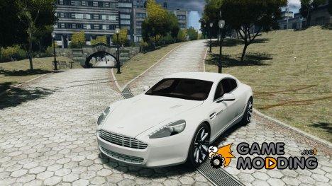 Aston Martin Rapide для GTA 4