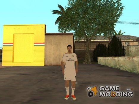 Криштиану Роналду v1 for GTA San Andreas