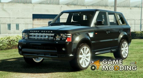 Range Rover Sport  2012 for GTA 5
