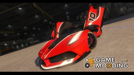 2015 Ferrari FXX K 1.1 for GTA 5