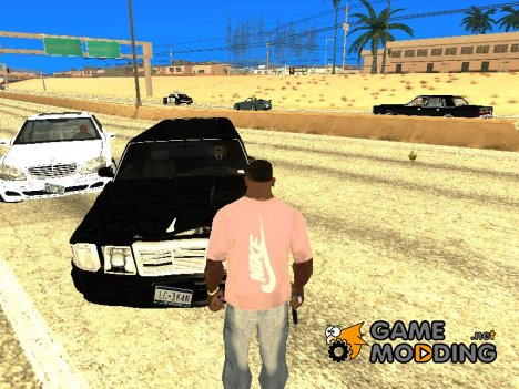 Пак машин из GTA 3 для GTA San Andreas