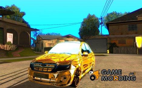 Lada Granta - ВАЗ 2190 GOLD for GTA San Andreas