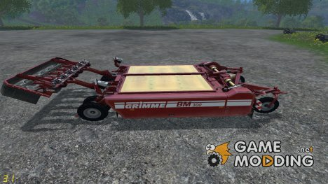 Grimme BM 300 v 1.0 for Farming Simulator 2015