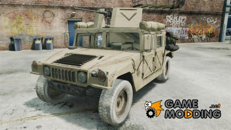 HMMWV M1114 v1.0 for GTA 4