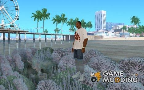 Ходить по воде для GTA San Andreas