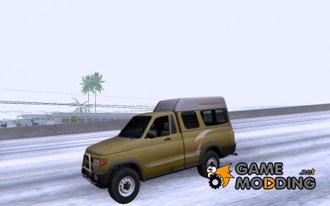 УАЗ 2760 for GTA San Andreas