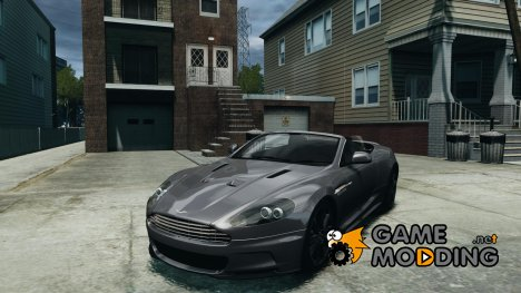 Aston Martin DBS Volante for GTA 4