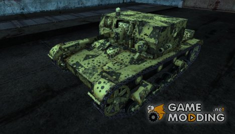 Шкурка для AT-1 для World of Tanks