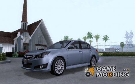 Subaru Legacy b4 2010 for GTA San Andreas