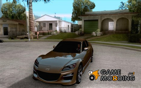 Mazda RX8 R3 2011 for GTA San Andreas