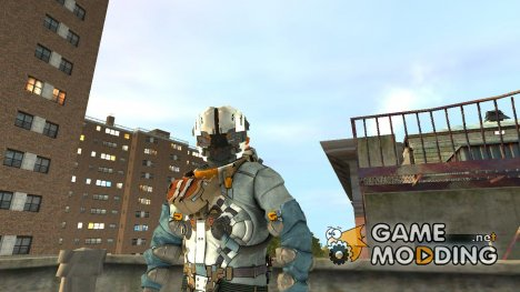 E.V.A. костюм из Dead Space 3 для GTA 4