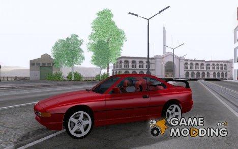 BMW 850i v2.0 Final for GTA San Andreas