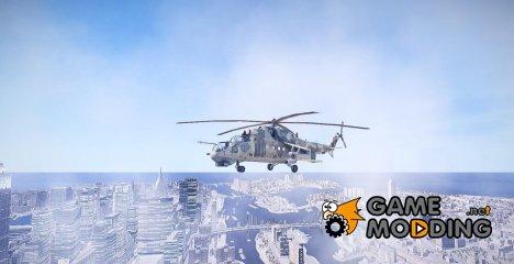 МИ 24 for GTA 4