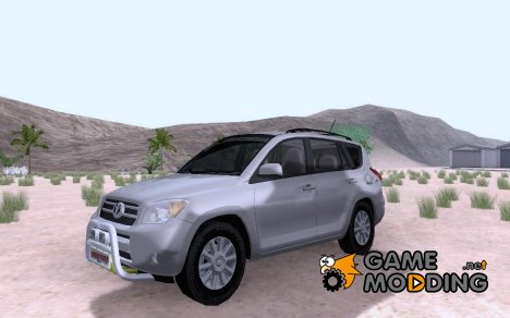 Toyota RAV4 для GTA San Andreas