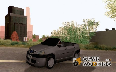 Dacia Logan Cabrio for GTA San Andreas