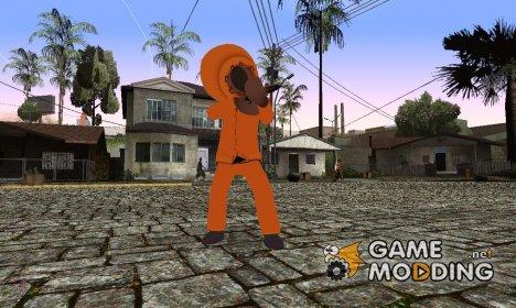 Kenny Xbox Avatar для GTA San Andreas