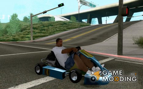 Kart for GTA San Andreas